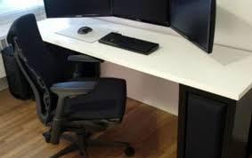 gaming workstation desk desk extra long computer desk excellent oak computer desk