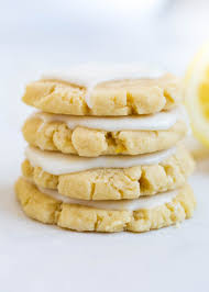 glazed lemon cookies i heart nap time