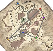 twilight princess map no correlation between ocarina of and twilight princess maps