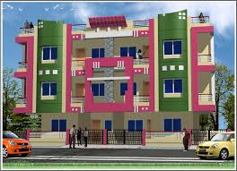 Residential Building Elevation by House Elevation Colour Combination U2013 Modern House