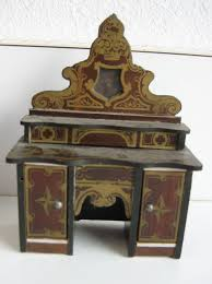 antique doll house miniature buffet boule walterhausen biedermeier antique doll house miniature buffet boule walterhausen biedermeier furniture gilt design small scale
