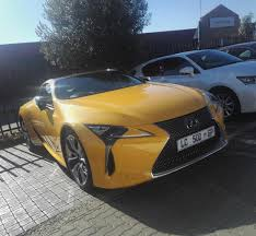 lexus for sale kzn the new lexus lc 500 was spotted by muhammad hassane
