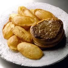 cuisiner des pommes recette pommes de terre soufflées