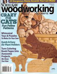 Woodworking Magazine Pdf by Scrollsaw Woodworking U0026 Crafts Spring 2017 Download