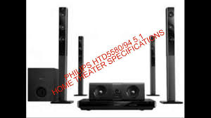 Buy Philips Htb5520 94 5 1 3d Blu Ray Home Theatre Black Online At - philips htd5580 94 5 1 home theater specifications complete review