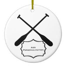 rowing ornaments keepsake ornaments zazzle