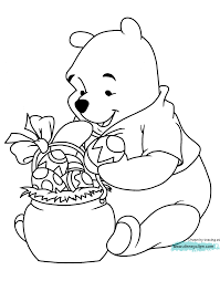 disney easter coloring pages 2 disney u0027s world of wonders