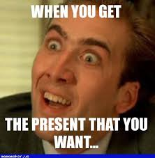 Gift Meme - 53 best nicolas cage meme creator images on pinterest awesome