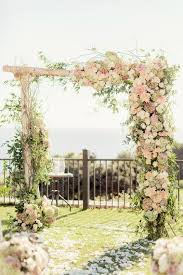 wedding arches flowers 191 best floral arches images on ceremony arch