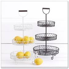 tiered fruit basket tiered fruit stand various types of stands home decor