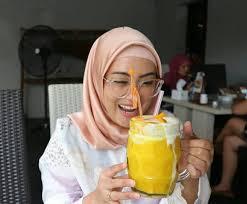 Mango Bomb antara feeling hepi excited sama kageett kalo mango bomb di