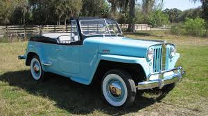 custom willys jeepster 1949 willys jeepster j65 1 kissimmee 2017