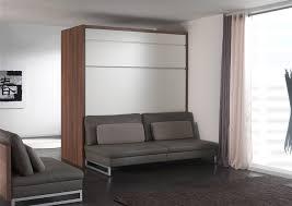 meuble avec lit escamotable armoire lit canapé escamotable el