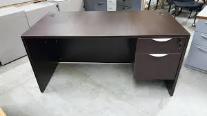 metal office desk with locking drawers espresso office desk espresso dark walnut desk with locking drawers