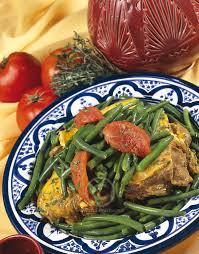 cuisine haricots verts recette tajine d agneau aux haricots verts