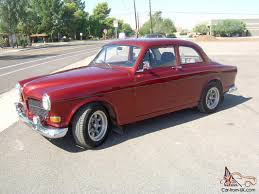 classic volvo volvo 122s exceptional rust free classic volvo very cool 2 door
