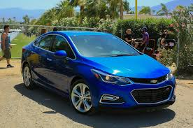 chevrolet 2016 chevrolet cruze first drive review is this the camaro of