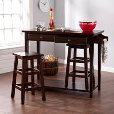 Sofa Table With Stools Harper Blvd Belmeade 3 Piece Breakfast Island Dining Bench