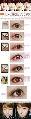 tutorial make up mata sipit ala korea 68 best 化粧品 japanese makeup images on pinterest asian makeup