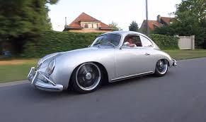 Porsche 1954 Auto Film Lowered Porsche 356 Porsche 356 Bugatti And Lamborghini