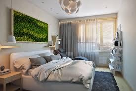 the apartment is 52 sq m in modern eco style daria elnikova