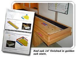 carpet ball table plans table shuffleboard plans zieglerworld com