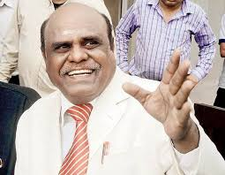 justice c s karnan sentenced to six months in jail for contempt