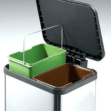 poubelle tri selectif cuisine ikea poubelle tri finest tri selectif pedale sous poubelle porte