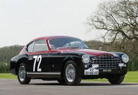 Ferrari California 1950 - 1950 ferrari 195 inter berlinetta by ghia classiccarweekly net