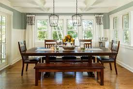 lakeside farmhouse traditional dining room minneapolis by