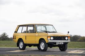 old land rover truck range rover classic two door