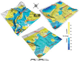 Parana River Map Siltation Rate And Main Anthropic Impacts On Sedimentation Of The