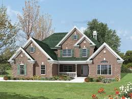 gable roof house plans 4 bedroom 2 bath country house plan alp 09je allplans com