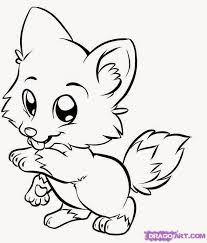 coloring pages cute animals coloring pages boyama