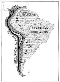 map of and south america black and white south america physical map search drclas
