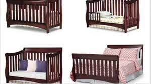 Child Craft Crib N Bed by Delta Children Bentley S Series 4 In 1 Crib Review Youtube