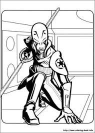 coloring pages hera syndulla rcbrock deviantart lineart