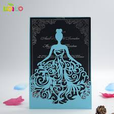 fancy invitations 30pcs free shipping creative unique wedding invitations pearl