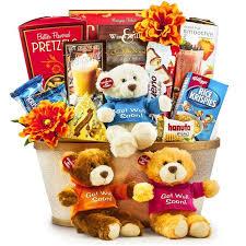 get well soon basket talking get well soon children gift basket toronto