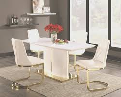 dining room best gold dining room decor idea stunning excellent
