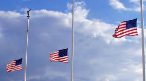 Flags At Half Mast In Texas Flags Lowered To Honor The Victims Of Shooting In Texas