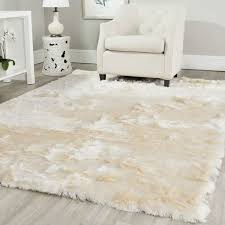 Fur Area Rug Faux Fur Area Rug Outstanding Awesome Rugs Jamiafurqan Interior
