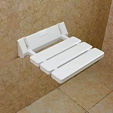 wall mounted shower seats seats129588 ebay