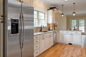 Kitchen White Cabinets Kitchen Design White Cabinets Stainless Appliances Design 34 In