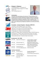 tool and die maker resume ed peterson 2015 technical resume icloud