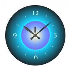 lighted digital wall clock large lighted digital wall clock