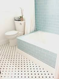 bathroom fresh blue subway tile bathroom room design ideas best