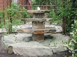 fresh cool diy outdoor water fountain ideas 11927