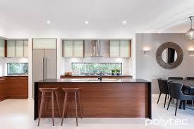 glass door bar overhead cupboard doors in aluminium 5mm 55mm satin aluminium with