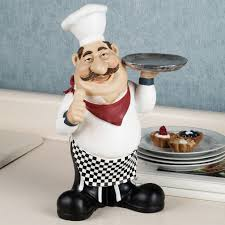 nice and cute touch with fat chef kitchen decor instachimp com
